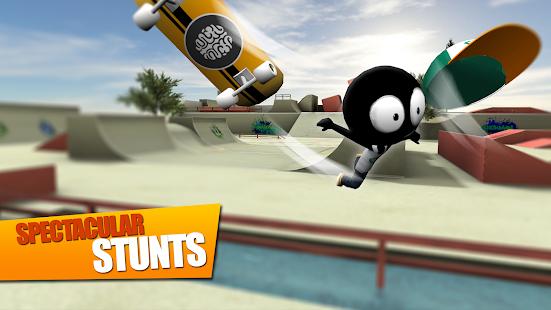 Stickman Skate Battle 2.3.4 Screenshots 5