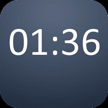 Captura de Pantalla 1 de Cronómetro Simple para android