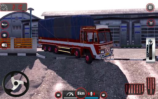 Truck Parking Simulator: New Games 2021 1.0 screenshots 9