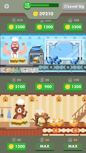 lucky burger tycoon- Get Rewards  screenshots 1