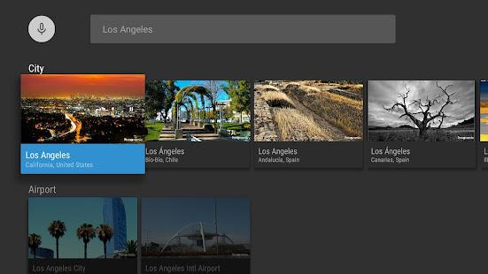 The Weather Network TV App screenshots 3