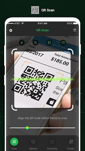 iscan - qr code reader screenshot 3