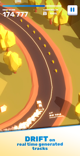 Tofu Drifter 1.3.3 screenshots 1