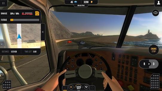 Truck Simulator PRO 2 APK ** Son Sürüm Güncel 2021** 5