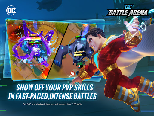 DC Battle Arena 1.0.34 screenshots 9