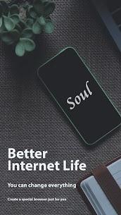 Soul Browser v3.3.3 pro APK 1