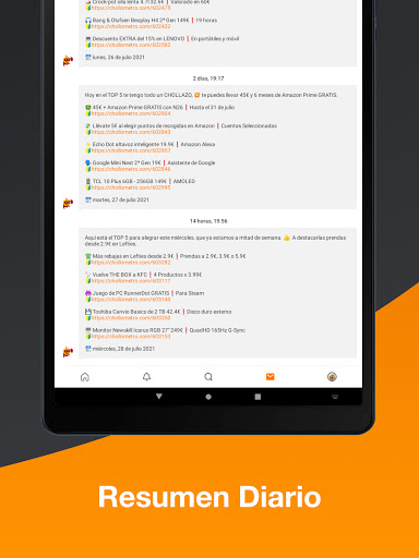 Chollometro u2013 Chollos, ofertas apktram screenshots 15