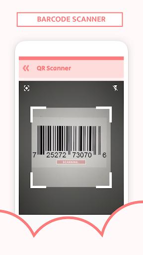 QR Code Scanner & Barcode reader plus  screenshots 2