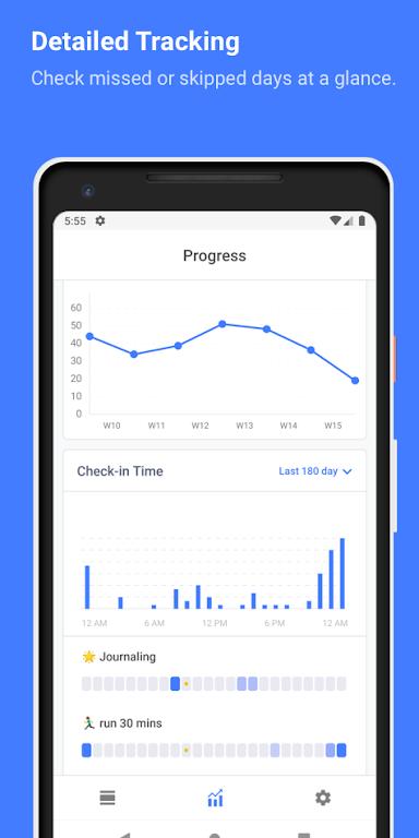 Habitify Habit Tracker  poster 2