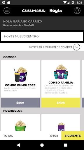 Cinemark Hoyts Argentina android2mod screenshots 5