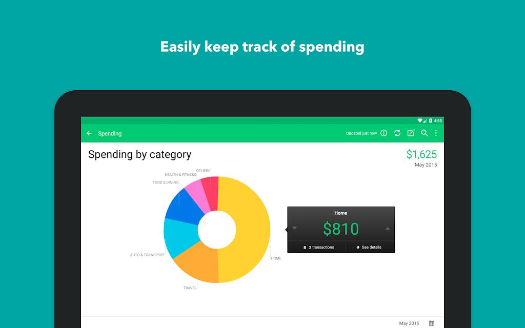 Mint: Budget, Bills, & Finance Tracker  poster 10