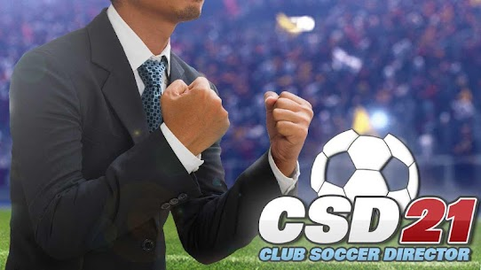 Club Soccer Director 2021 – Soccer Club Manager (Unlimited Money) 9