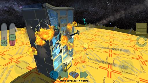 Destruction Simulator 3D Teardown Smash Buildings apkdebit screenshots 4