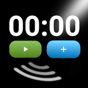 Screenshot 1 de Cronómetro con voz. para android