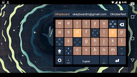 Multiling O Keyboard + emoji screenshots 11