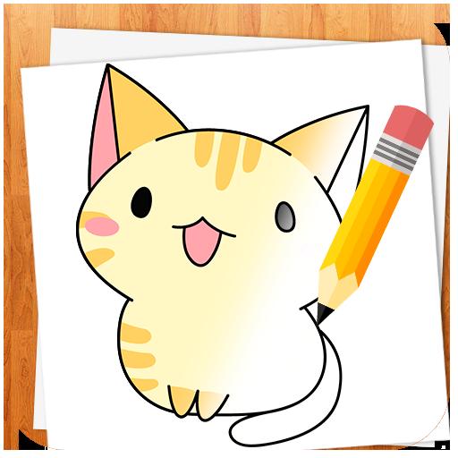 Cómo Dibujar Kawaii Dibujos