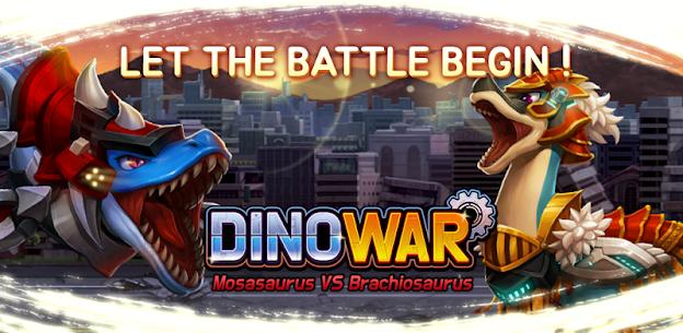 Dino War Mosas VS Brachio Hack & Cheats Online 1