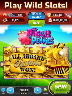 my KONAMI Slots - Casino Games & Fun Slot Machines 1.61.1 screenshots 1