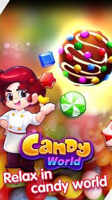 甘いキャンディー森 - 無料パズルゲームのおすすめ画像1
