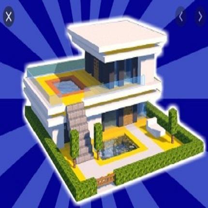 make a minicraft house 8.8 Screenshots 4