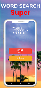 Word Search Super Pro (Ad Free) 1