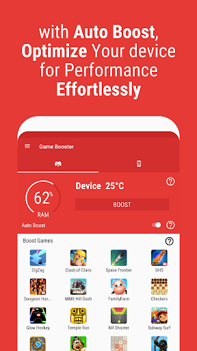 Game Booster | Launcher - Faster & Smoother Games android2mod screenshots 6