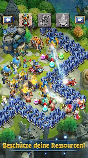 Castle Clash: King's Castle DE 1.7.4 screenshots 3