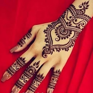 300+ desain henna hack