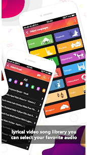 Lyrical Video Status Maker 3.6 (MOD + APK) Download 2