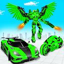 Flying Spy Pigeon Robot Transform Bike Robot Games