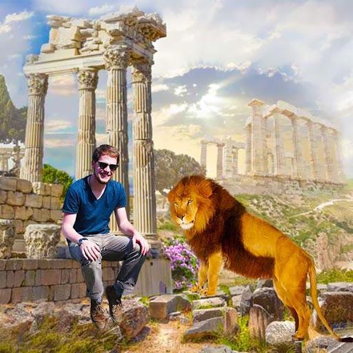 Lion photo Editor - Lion Photo Frame apktram screenshots 3