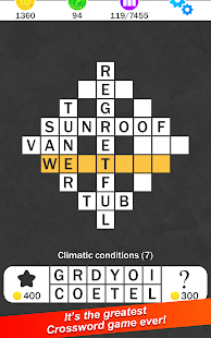 World's Biggest Crossword Screenshot