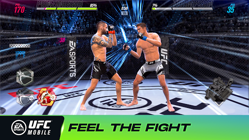 EA SPORTS™ UFC® Mobile 2  screenshots 1