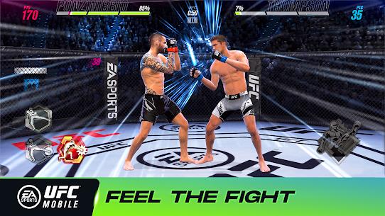 EA SPORTS™ UFC® Mobile 2 (MOD APK) v1.3.02 1