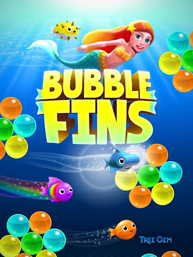 Bubble Fins - Bubble Shooter 5.4.2 screenshots 6