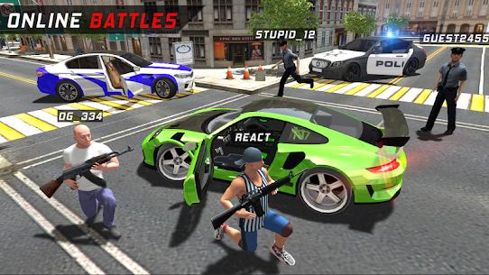 Police vs Crime Online Mod Apk 1.5.1 (God Mode) 1