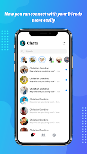 Messenger Prank, Text and Video Chat 1