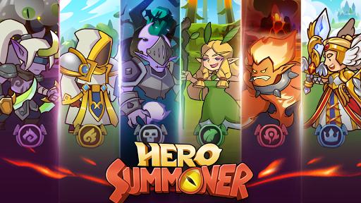 Hero Summoner - Free Idle Game apkdebit screenshots 1