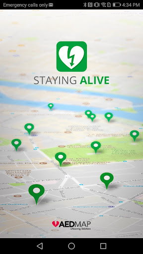 Staying Alive screenshot for Android