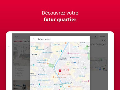 SeLoger - achat, vente et location immobilier apktram screenshots 9