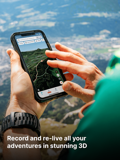 FATMAP: Hike, Bike, Ski Trails - 3D Outdoor Maps apktram screenshots 10