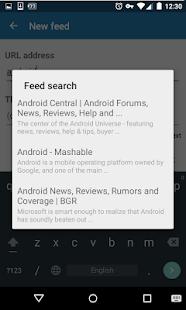 Flym News Reader (old v1 version)
