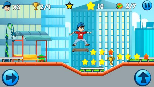 Skater Kid 7.1.29.8 screenshots 17