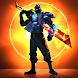 Cyber Fighters - サイバーファイターズ:シャドウバトルの伝説 - Androidアプリ