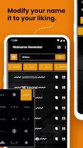 Stylish nickname generator : ff nickname 3.1