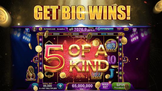 Vegas Legend - Free & Super Jackpot Slots  screenshots 1