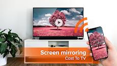 Cast to TV App - Screen Mirroring for PC/TV/Phoneのおすすめ画像1