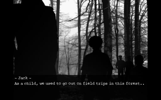 the haunted - horror novel - demo screenshot 2