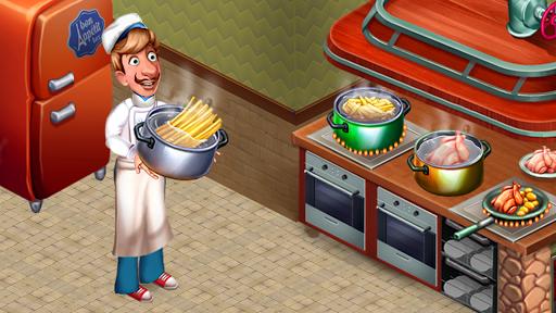 Cooking Team - Chef's Roger Restaurant Games screenshots 2