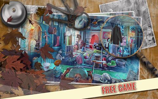 Haunted Hotel Hidden Object Escape Game  screenshots 6